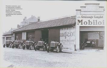 Peugeot Macard - Sud Ouest Occasions