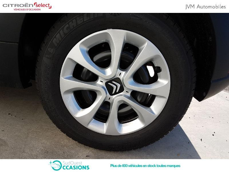 Photo 9 de l'offre de Citroën C3 PureTech 110ch Feel S&S EAT6 à 17 990 € chez SudOuest Occasions