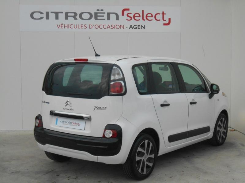Photo 3 de l'offre de Citroën C3 Picasso BlueHDi 100 Confort à 10 390 € chez SudOuest Occasions