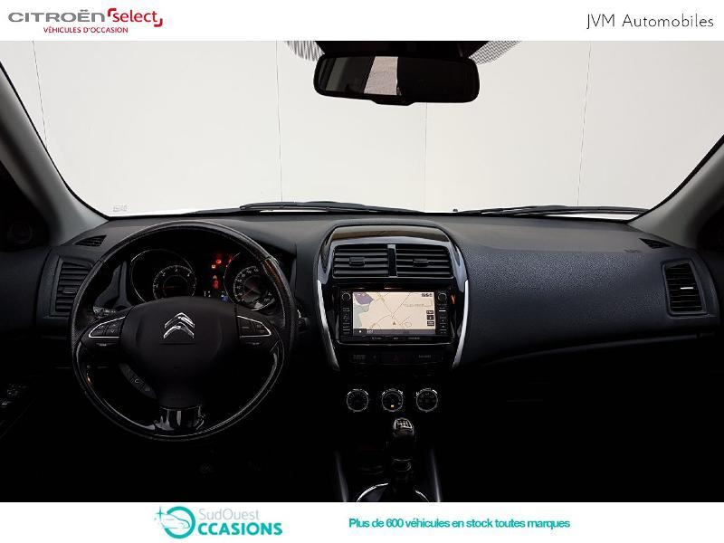 Photo 2 de l'offre de Citroën C4 Aircross 1.6 e-HDi115 4x2 Exclusive à 19 590 € chez SudOuest Occasions