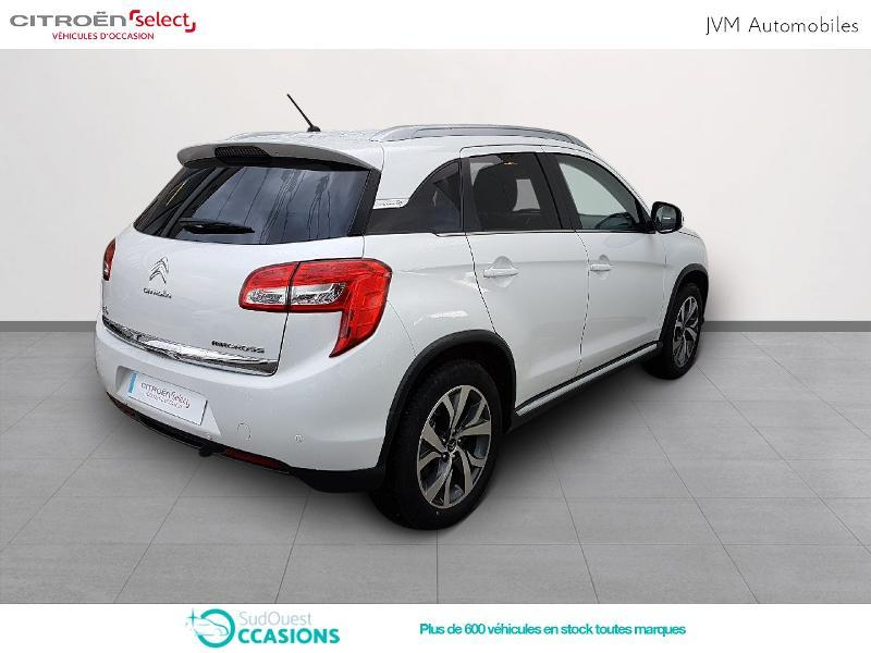 Photo 3 de l'offre de Citroën C4 Aircross 1.6 e-HDi115 4x2 Exclusive à 19 590 € chez SudOuest Occasions