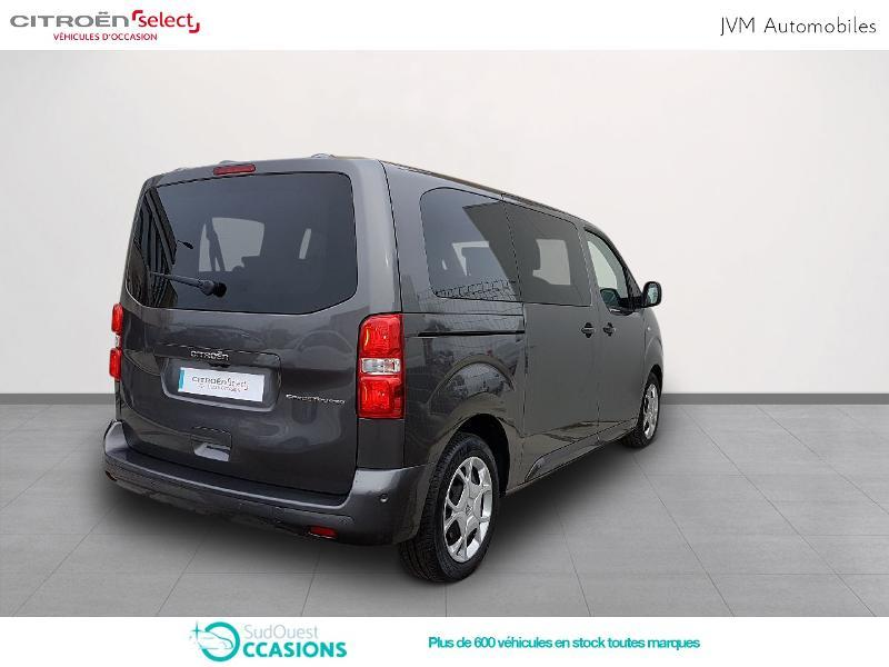 Photo 3 de l'offre de Citroën SpaceTourer M BlueHDi 180ch Feel S&S EAT6 à 38 590 € chez SudOuest Occasions