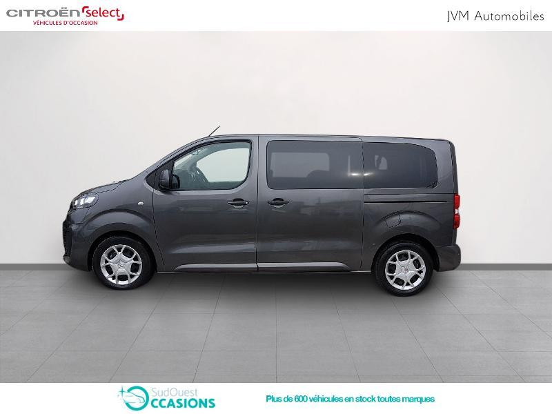 Photo 4 de l'offre de Citroën SpaceTourer M BlueHDi 180ch Feel S&S EAT6 à 38 590 € chez SudOuest Occasions