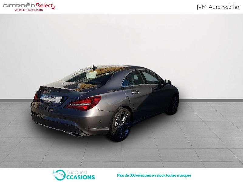 Photo 3 de l'offre de Mercedes-Benz CLA 200 d Sensation à 28 590 € chez SudOuest Occasions
