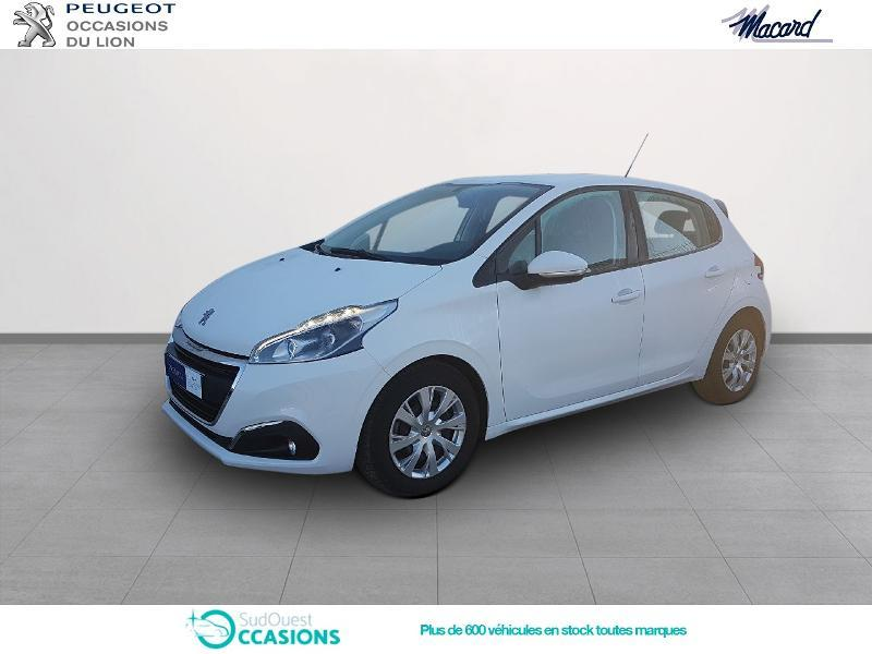 Photo 1 de l'offre de Peugeot 208 1.6 BlueHDi 75ch  Active Business S&S 5p à 13 380 € chez SudOuest Occasions