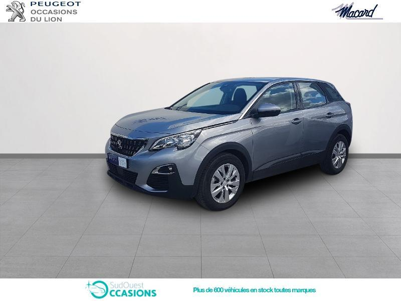 Photo 1 de l'offre de Peugeot 3008 1.5 BlueHDi 130ch E6.c Active S&S à 26 900 € chez SudOuest Occasions