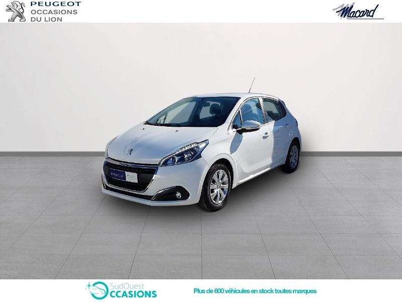 Photo 1 de l'offre de Peugeot 208 1.6 BlueHDi 75ch  Active Business S&S 5p à 13 780 € chez SudOuest Occasions