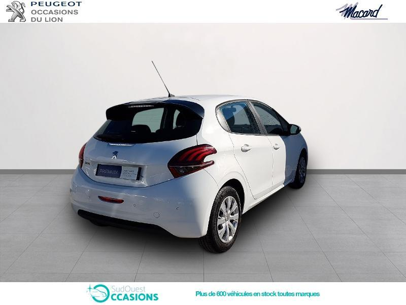 Photo 3 de l'offre de Peugeot 208 1.6 BlueHDi 75ch  Active Business S&S 5p à 13 780 € chez SudOuest Occasions