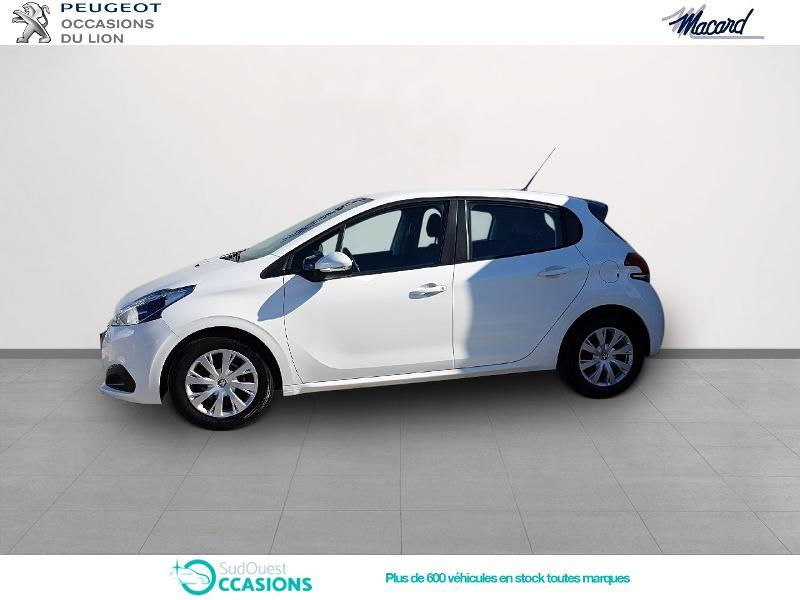 Photo 4 de l'offre de Peugeot 208 1.6 BlueHDi 75ch  Active Business S&S 5p à 13 780 € chez SudOuest Occasions