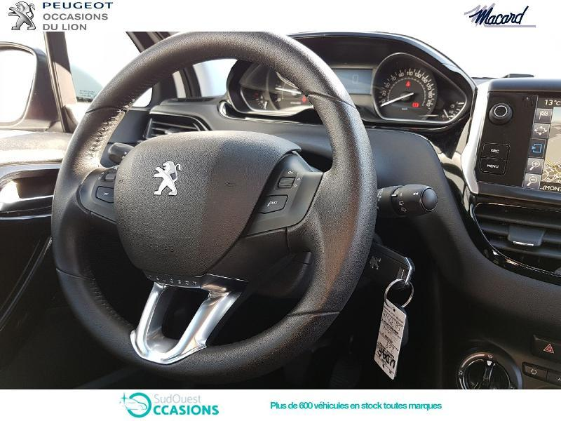Photo 8 de l'offre de Peugeot 208 1.6 BlueHDi 75ch  Active Business S&S 5p à 13 780 € chez SudOuest Occasions