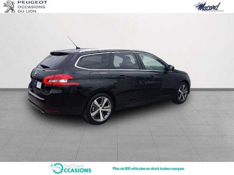 Photo 4 de l'offre de Peugeot 308 SW 1.5 BlueHDi 130ch S&S GT Line EAT8 à 27 490 € chez SudOuest Occasions