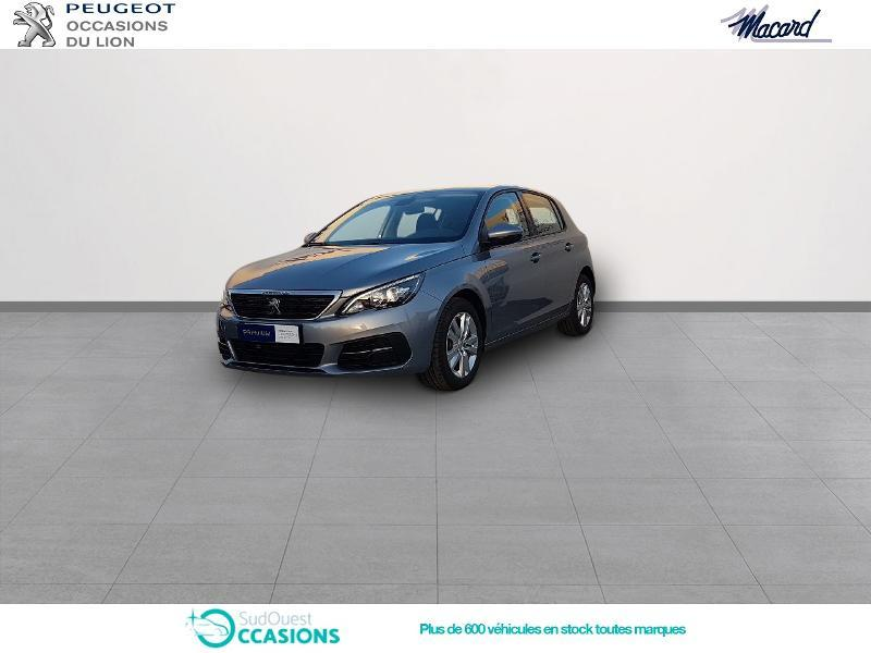 Photo 1 de l'offre de Peugeot 308 1.6 BlueHDi 100ch S&S Active à 18 960 € chez SudOuest Occasions