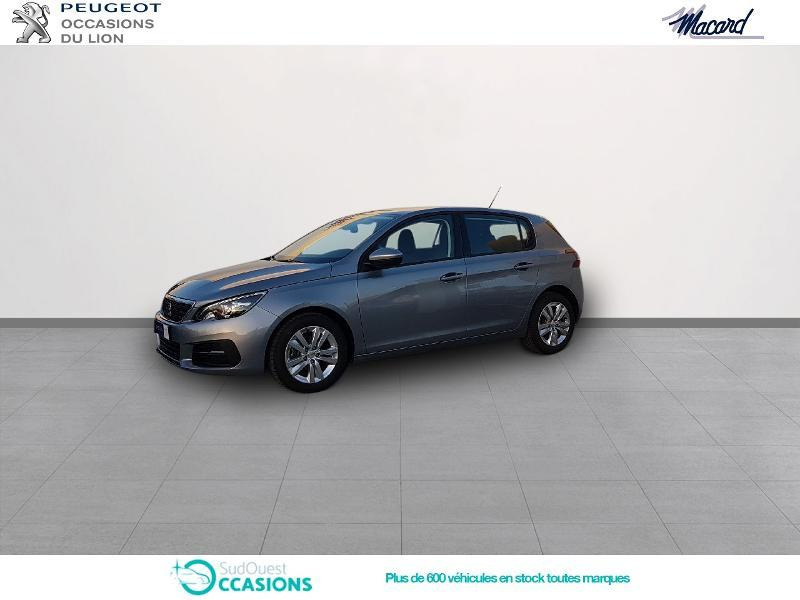 Photo 4 de l'offre de Peugeot 308 1.6 BlueHDi 100ch S&S Active à 18 960 € chez SudOuest Occasions