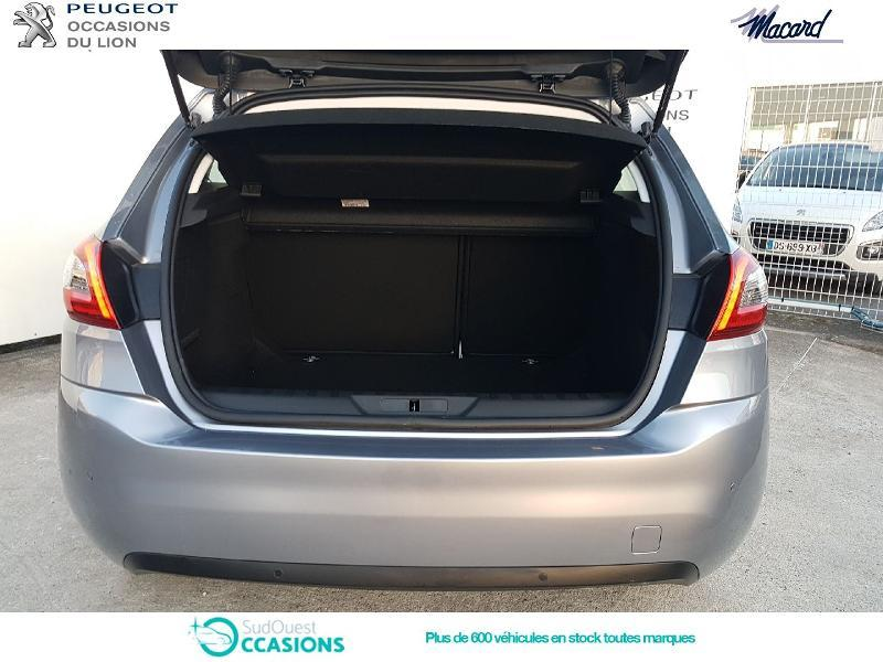 Photo 5 de l'offre de Peugeot 308 1.6 BlueHDi 100ch S&S Active à 18 960 € chez SudOuest Occasions