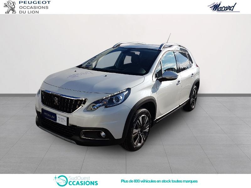 Photo 1 de l'offre de Peugeot 2008 1.2 PureTech 110ch Allure S&S EAT6 à 20 180 € chez SudOuest Occasions
