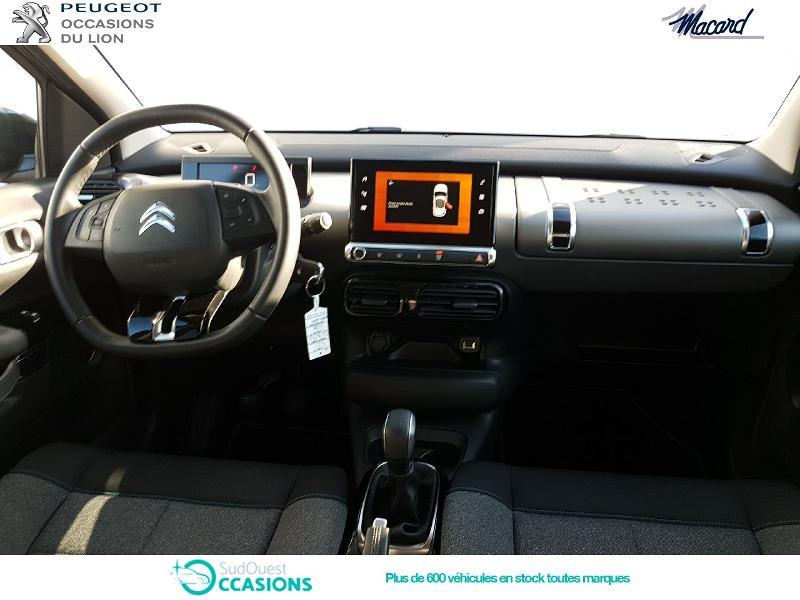 Photo 2 de l'offre de Citroën C4 Cactus PureTech 110ch S&S Feel à 18 890 € chez SudOuest Occasions