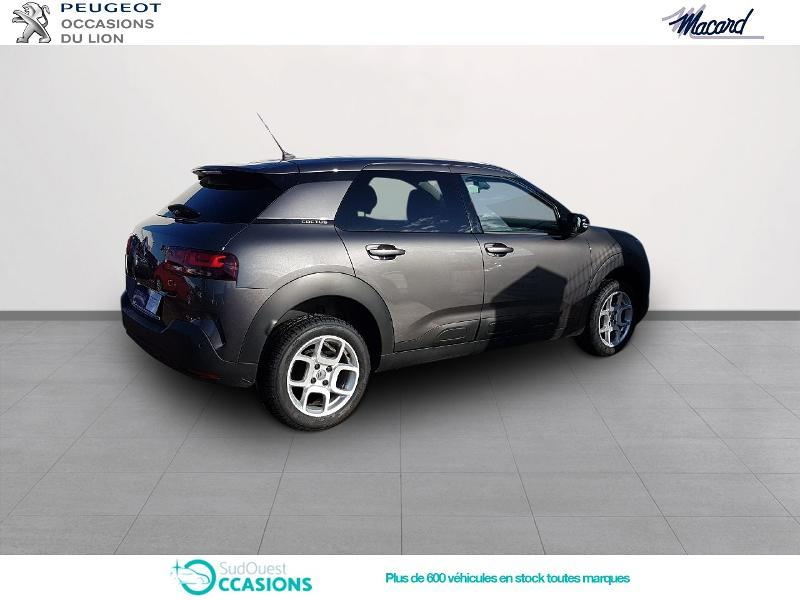 Photo 4 de l'offre de Citroën C4 Cactus PureTech 110ch S&S Feel à 18 890 € chez SudOuest Occasions