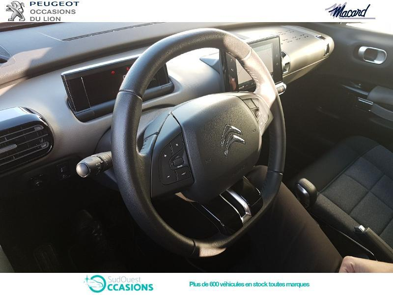 Photo 8 de l'offre de Citroën C4 Cactus PureTech 110ch S&S Feel à 18 890 € chez SudOuest Occasions