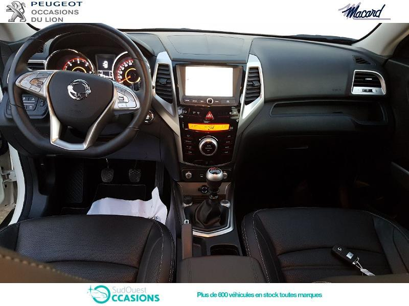 Photo 2 de l'offre de Ssangyong Tivoli 160 e-XDI 115ch 4WD Luxury Safety Pack à 17 890 € chez SudOuest Occasions
