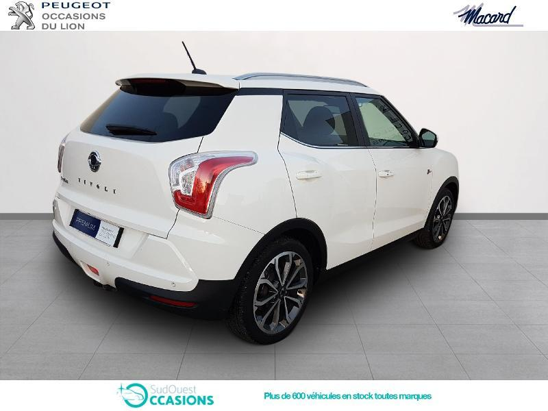 Photo 3 de l'offre de Ssangyong Tivoli 160 e-XDI 115ch 4WD Luxury Safety Pack à 17 890 € chez SudOuest Occasions