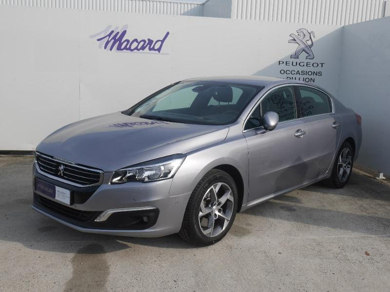 Photo 1 de l'offre de Peugeot 508 2.0 BlueHDi 180ch FAP Allure EAT6 à 25 980 € chez SudOuest Occasions