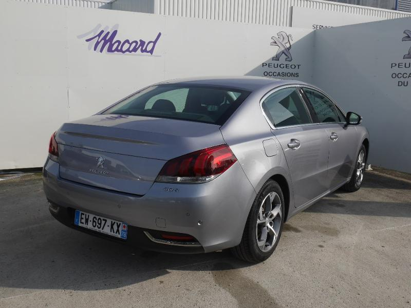Photo 3 de l'offre de Peugeot 508 2.0 BlueHDi 180ch FAP Allure EAT6 à 25 980 € chez SudOuest Occasions