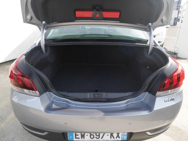 Photo 5 de l'offre de Peugeot 508 2.0 BlueHDi 180ch FAP Allure EAT6 à 25 980 € chez SudOuest Occasions