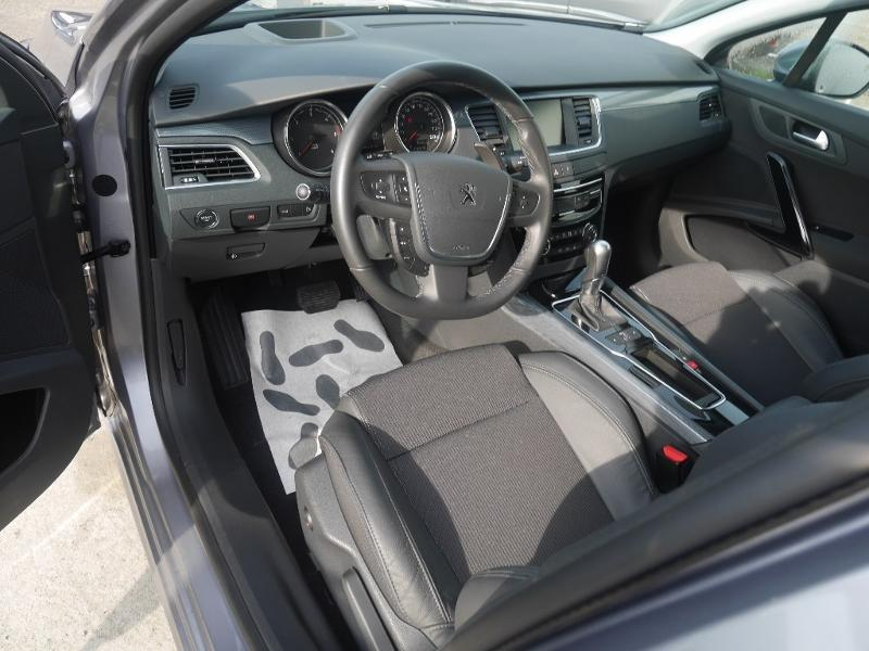 Photo 8 de l'offre de Peugeot 508 2.0 BlueHDi 180ch FAP Allure EAT6 à 25 980 € chez SudOuest Occasions