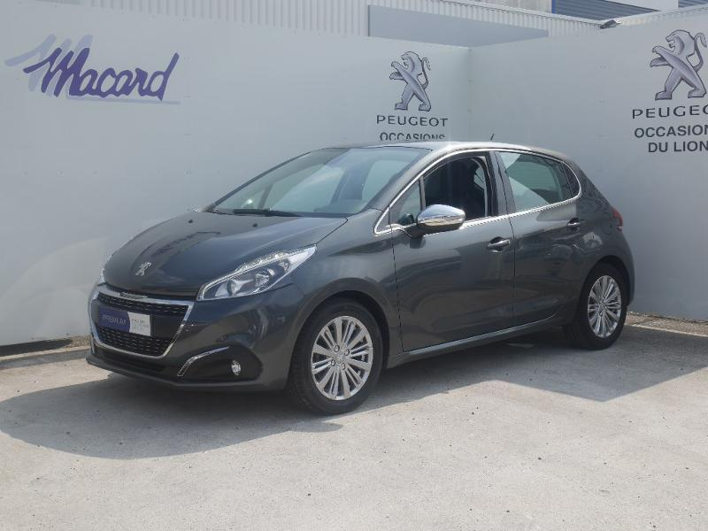 Photo 1 de l'offre de Peugeot 208 1.6 BlueHDi 100ch Allure 5p à 14 960 € chez SudOuest Occasions