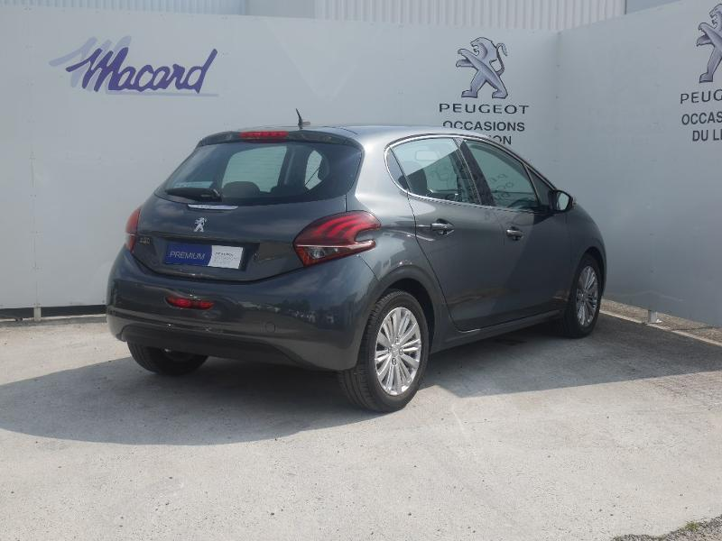 Photo 4 de l'offre de Peugeot 208 1.6 BlueHDi 100ch Allure 5p à 14 960 € chez SudOuest Occasions