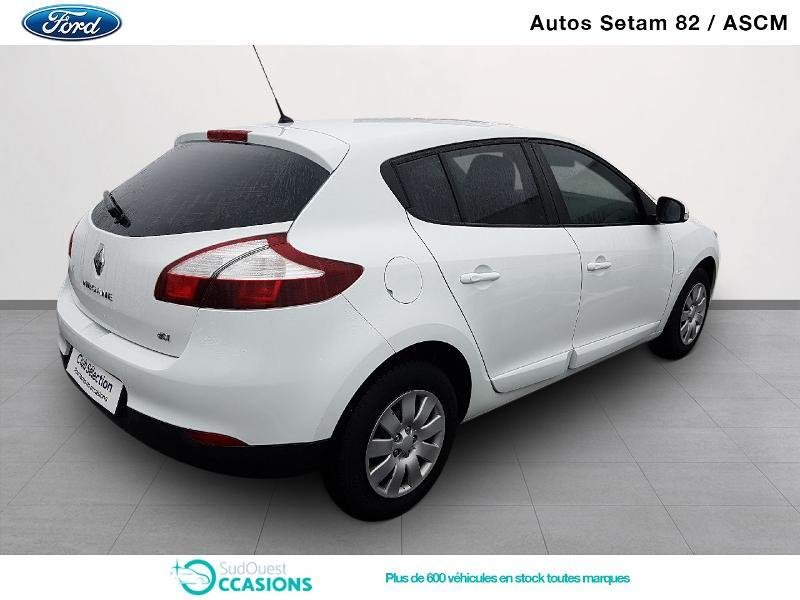Photo 2 de l'offre de Renault Megane Ste 1.5 dCi 95ch Air eco² 2015 à 7 980 € chez SudOuest Occasions