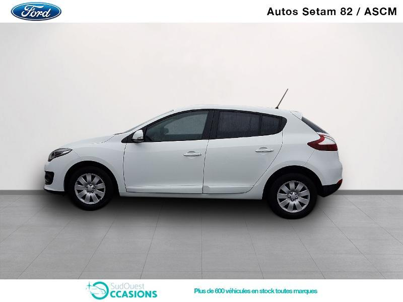 Photo 3 de l'offre de Renault Megane Ste 1.5 dCi 95ch Air eco² 2015 à 7 980 € chez SudOuest Occasions