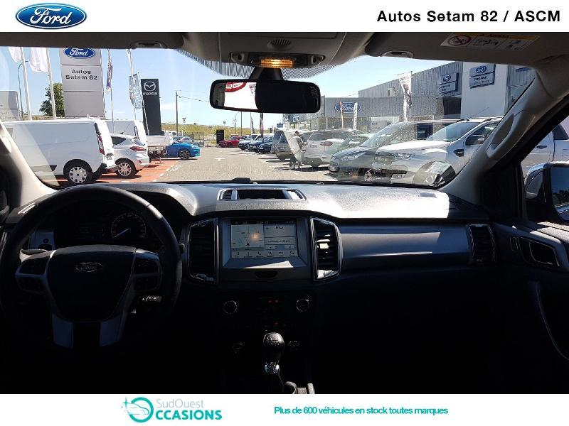 Photo 2 de l'offre de Ford Ranger 2.2 TDCi 160ch Double Cabine Limited à 34 980 € chez SudOuest Occasions