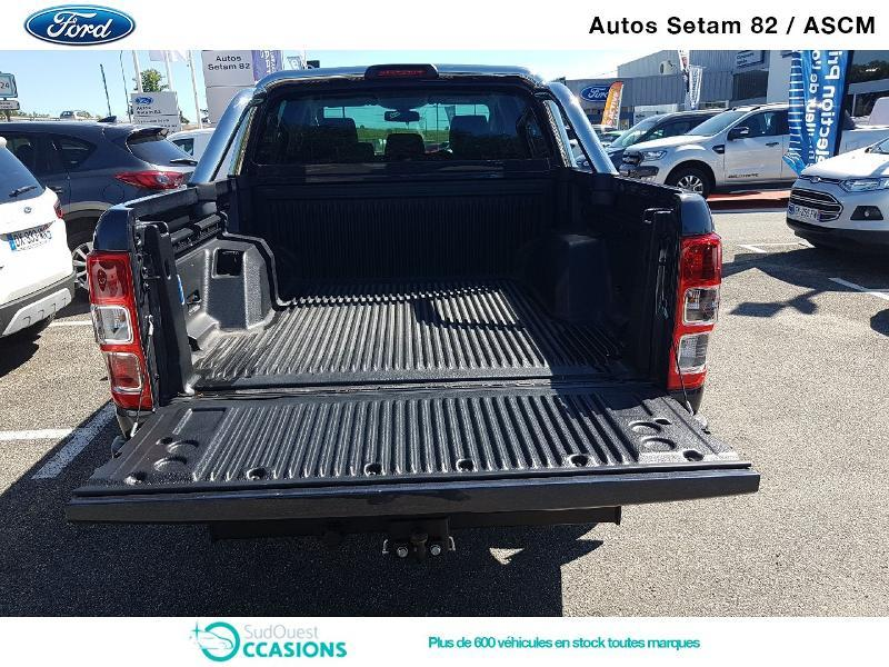 Photo 5 de l'offre de Ford Ranger 2.2 TDCi 160ch Double Cabine Limited à 34 980 € chez SudOuest Occasions
