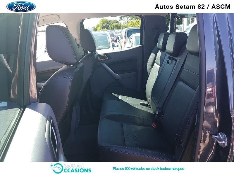 Photo 6 de l'offre de Ford Ranger 2.2 TDCi 160ch Double Cabine Limited à 34 980 € chez SudOuest Occasions