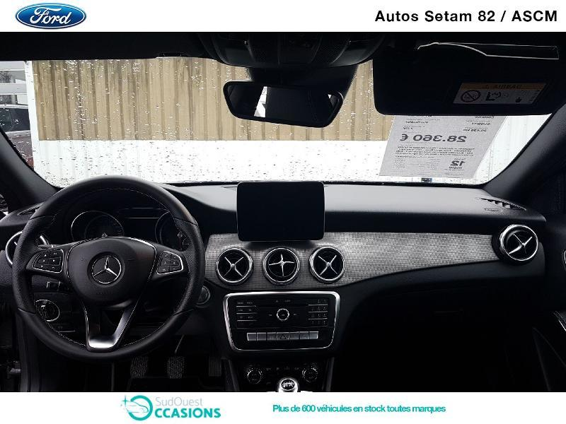 Photo 2 de l'offre de Mercedes-Benz Classe GLA 180 Sensation à 27 980 € chez SudOuest Occasions