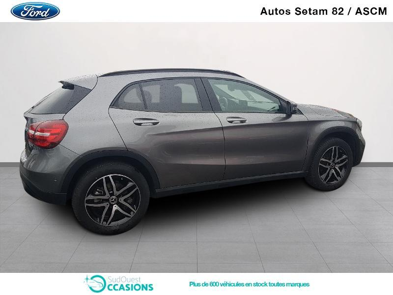 Photo 3 de l'offre de Mercedes-Benz Classe GLA 180 Sensation à 27 980 € chez SudOuest Occasions