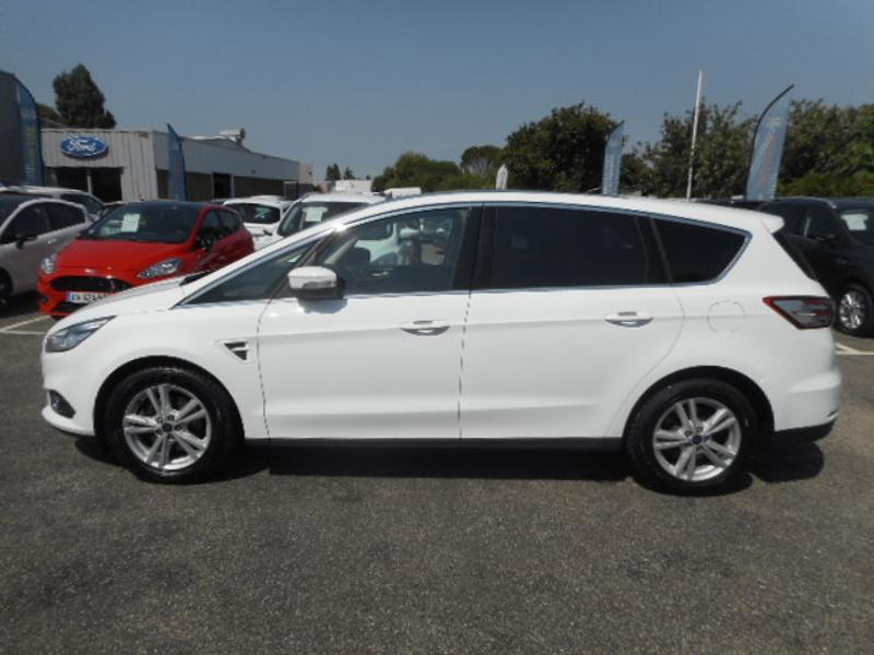 Photo 2 de l'offre de Ford S-MAX 2.0 TDCi 150ch Stop&Start Executive PowerShift à 27 690 € chez SudOuest Occasions