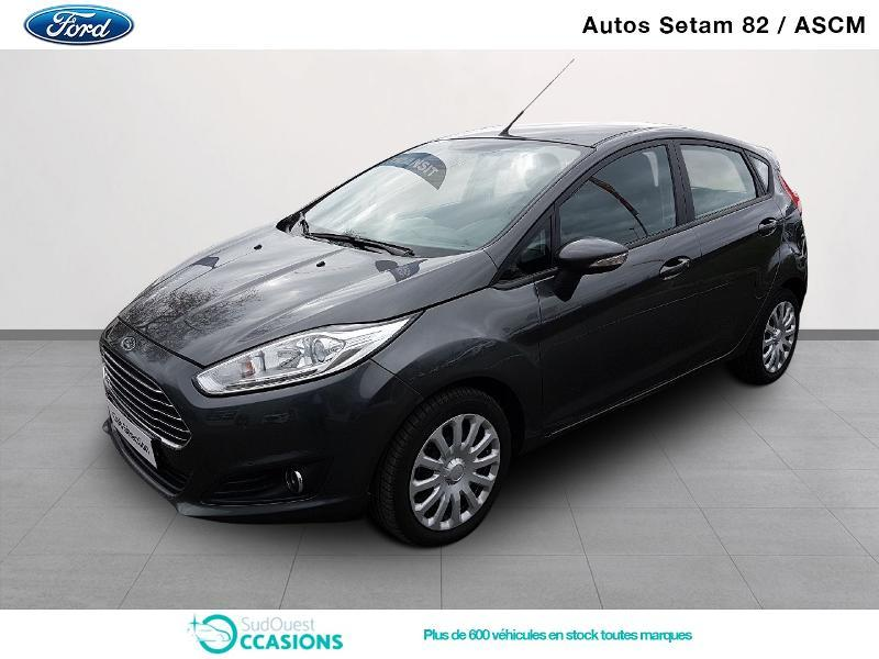 Photo 1 de l'offre de Ford Fiesta 1.5 TDCi 95ch FAP Edition 5p à 7 780 € chez SudOuest Occasions