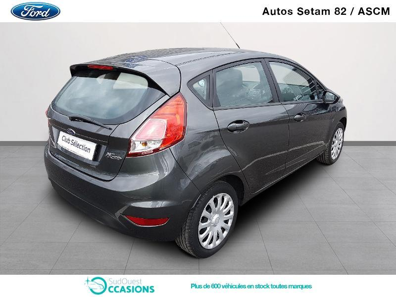 Photo 3 de l'offre de Ford Fiesta 1.5 TDCi 95ch FAP Edition 5p à 7 780 € chez SudOuest Occasions