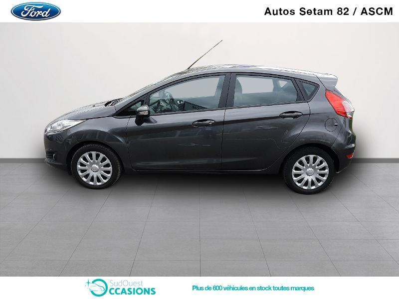 Photo 4 de l'offre de Ford Fiesta 1.5 TDCi 95ch FAP Edition 5p à 7 780 € chez SudOuest Occasions