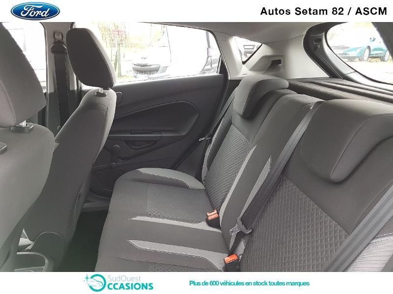 Photo 6 de l'offre de Ford Fiesta 1.5 TDCi 95ch FAP Edition 5p à 7 780 € chez SudOuest Occasions