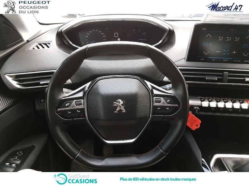Photo 8 de l'offre de Peugeot 3008 1.6 BlueHDi 120ch Active S&S à 20 990 € chez SudOuest Occasions