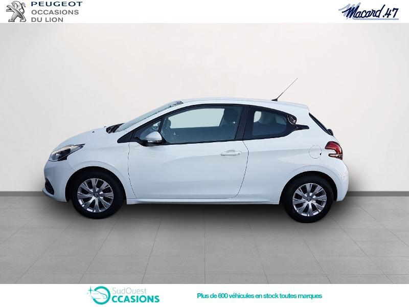 Photo 4 de l'offre de Peugeot 208 1.6 BlueHDi 75ch Active 3p à 9 990 € chez SudOuest Occasions
