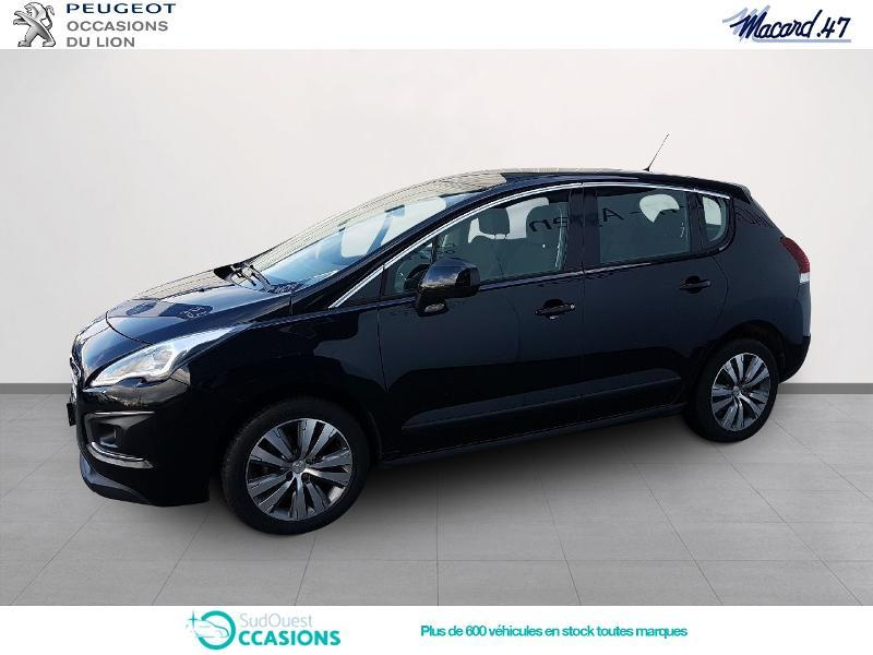 Photo 1 de l'offre de Peugeot 3008 1.6 HDi115 FAP Active à 11 990 € chez SudOuest Occasions