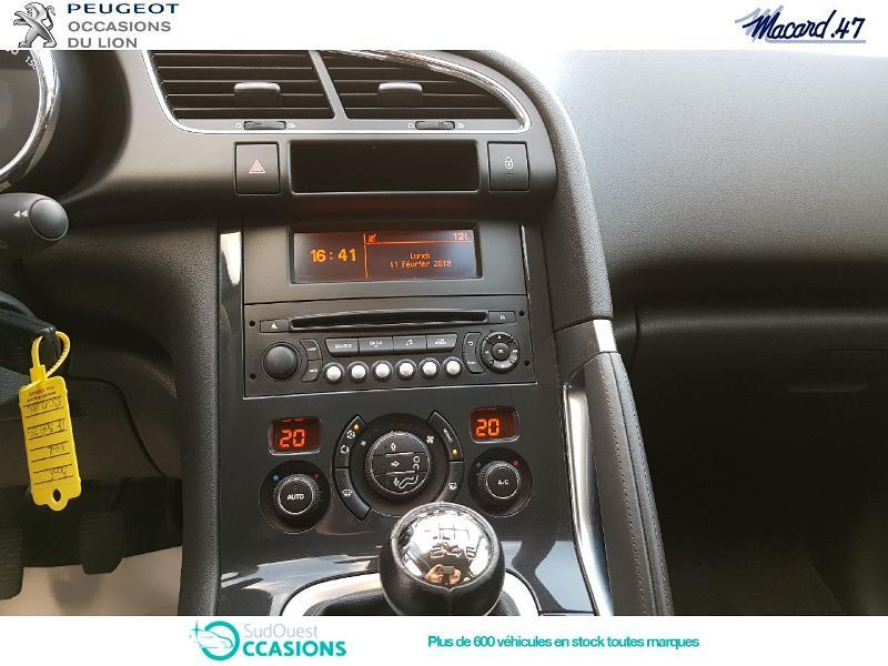 Photo 7 de l'offre de Peugeot 3008 1.6 HDi115 FAP Active à 11 990 € chez SudOuest Occasions