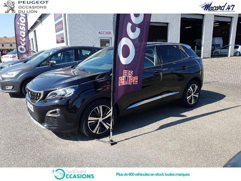 Photo 1 de l'offre de Peugeot 3008 2.0 BlueHDi 150ch Allure S&S à 29 990 € chez SudOuest Occasions