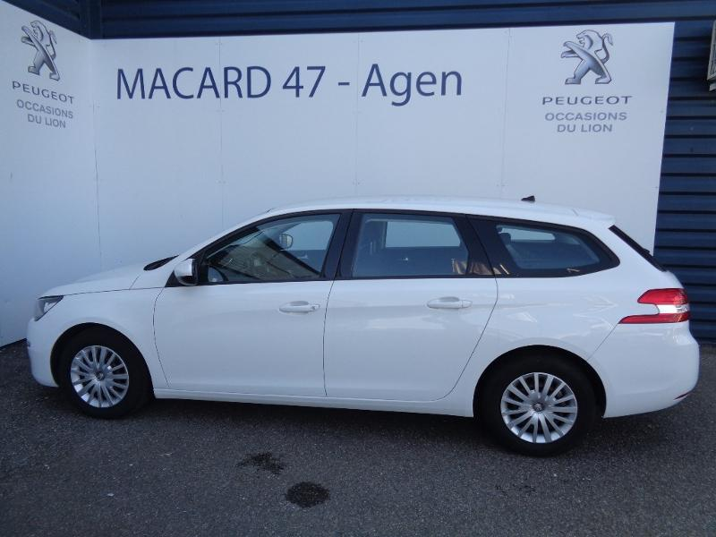 Photo 4 de l'offre de Peugeot 308 SW 1.6 BlueHDi 120ch Access Business S&S EAT6 à 11 390 € chez SudOuest Occasions