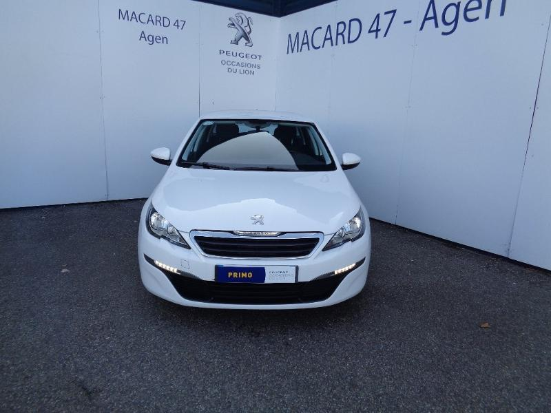 Photo 7 de l'offre de Peugeot 308 SW 1.6 BlueHDi 120ch Access Business S&S EAT6 à 11 390 € chez SudOuest Occasions