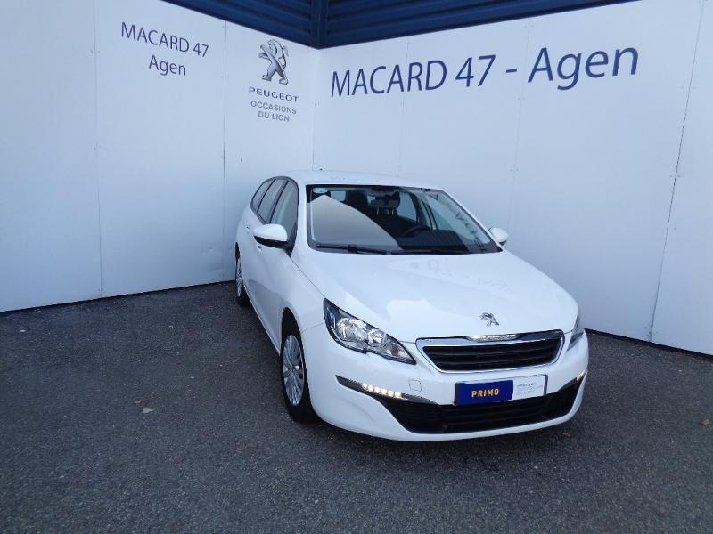 Photo 8 de l'offre de Peugeot 308 SW 1.6 BlueHDi 120ch Access Business S&S EAT6 à 11 390 € chez SudOuest Occasions
